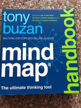 Tony Buzan- Mind Map the ultimate thinking tool