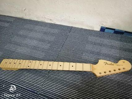 Guitar reserve neck fender copy