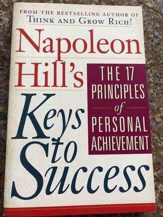 """From """"Think and Grow Rich"""" author, Napoleon Hill's Keys to Success"""