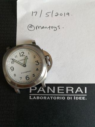 Titanium Luminor Panerai White Dial very limited