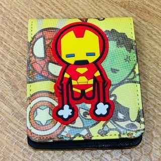 [FREE MAILING] Marvel Iron Man Wallet