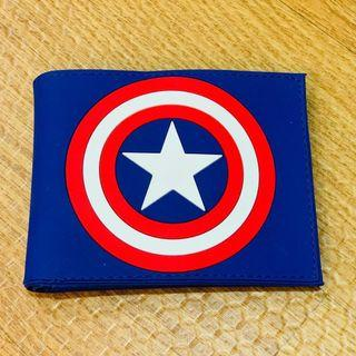 [FREE MAILING] Marvel Captain America Wallet