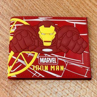 🚚 [FREE MAILING] Marvel Iron Man Wallet