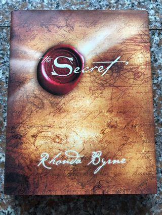 The Secret By Rhonda Byrne, a bestseller book for people who want to change their life