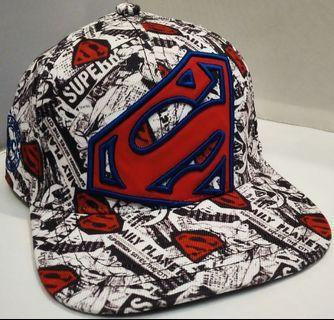 [FREE MAILING] Superman Cap
