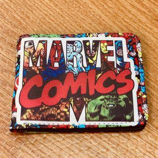 🚚 [FREE MAILING] Marvel Comics Wallet