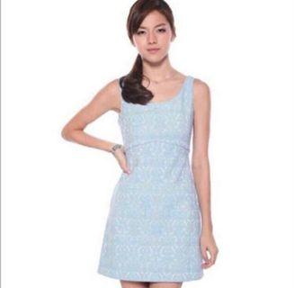 Love Bonito Dorbeta Jacquard Dress