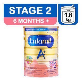 Enfamil A+ Follow On Milk Formula - Stage 2