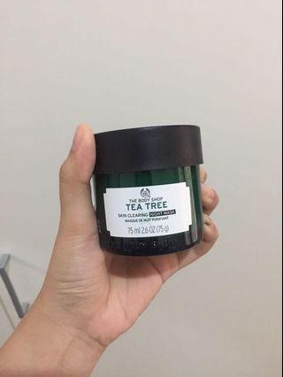 Tea tree skin clearing night mask