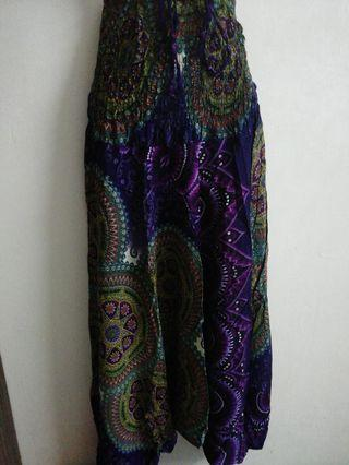 Haram pants / beach dress