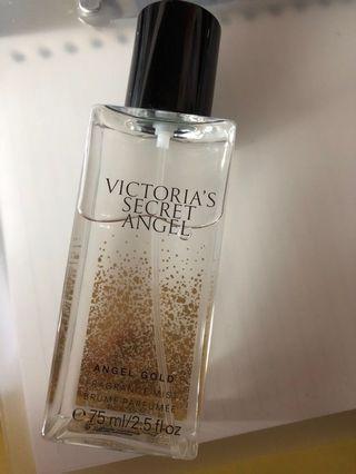 Victoria secret angel gold fragrance mist