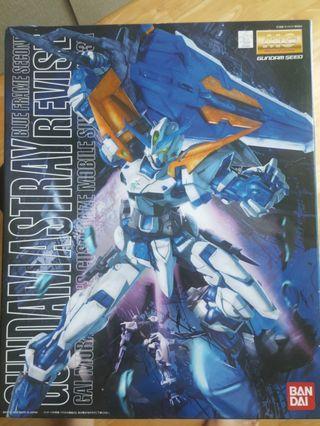 Mg gundam Astray Blue frame