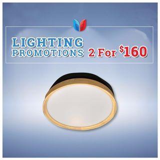 Stylish Round LED lighting