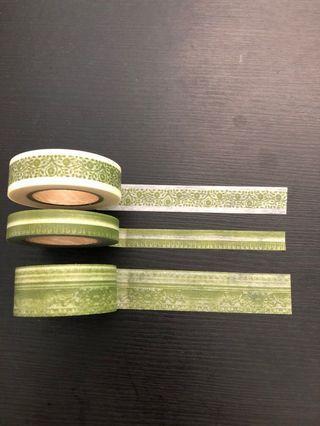 MT masking tape 相框貼紙