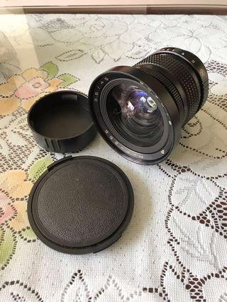 Camera lens (set A)