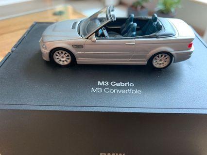 原廠BMW M3 Cabrio