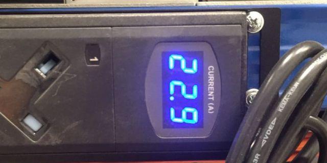 30A power bar
