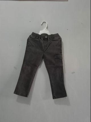 celana cargo anak #mauvivo