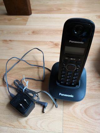 🚚 國際牌 無線電話