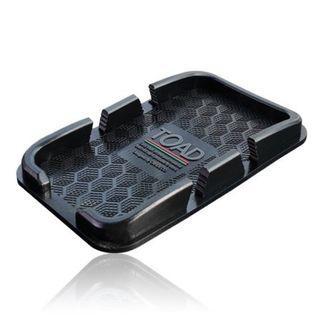 🚚 權世界@汽車用品 韓國TOAD 置放式 儀表板止滑墊置放式智慧型手機通用型置物盒盤 0039