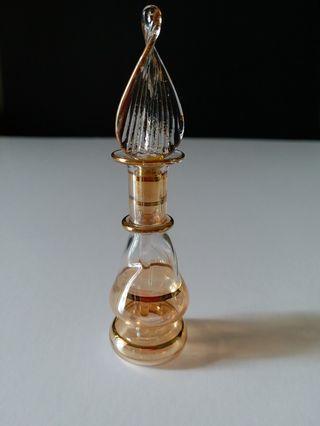 玻璃香水鐏擺設