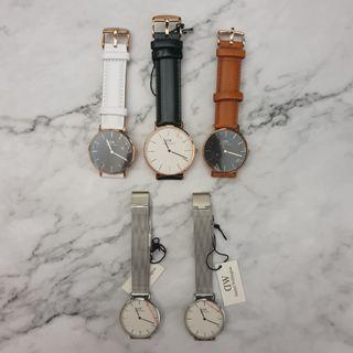 🚚 🔥 CLEARANCE Authentic Daniel Wellington Watches