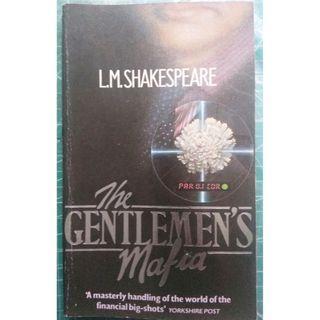 The Gentlemen's Mafia by L.M. Shakespeare (thriller)