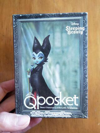 Qposket廸士尼公主黑衣