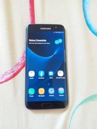 Samsung S7 Edge black myset 32gb