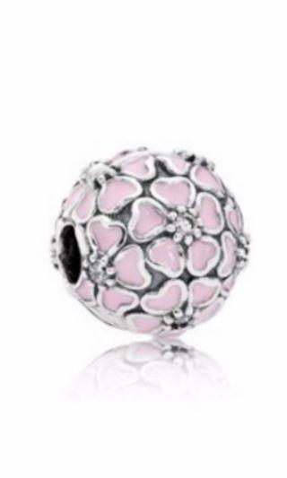 BNIB Pandora Cherry Blossom Clip