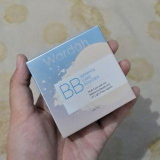 Wardah BB Lightening Cake Powder 02 Sheer Pink