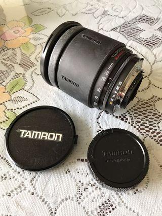 Tamron lens (set D)