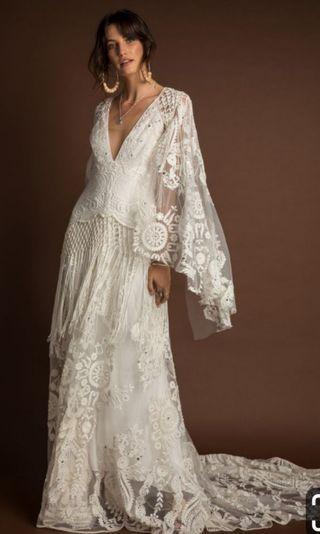 Zalia Bohemian Dress