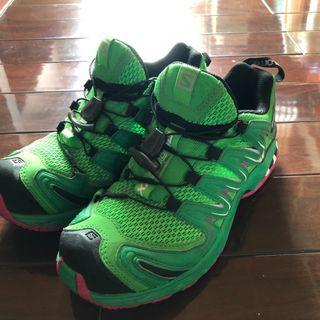 【salomon】野跑鞋 女 XA PRO 3D