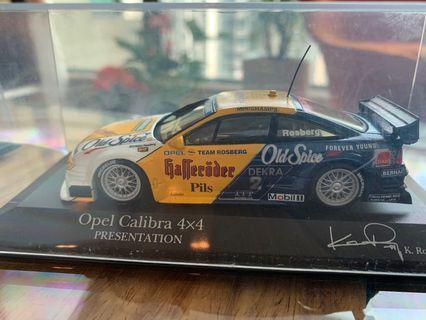 Opel Calibrate 4X4 K. Rosberg 1:43