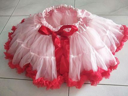 🚚 Premium Pink Tutu Skirt for 4-5 yr old