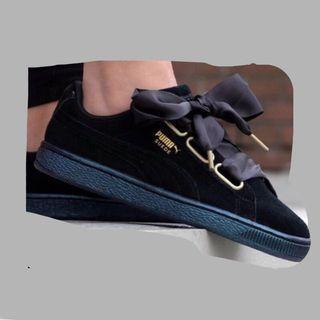 🚚 Puma綁帶鞋 / 百貨公司購入