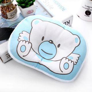 🚚 Baby Pillow Unisex Newborn Infant Cotton Flat Head Pillow