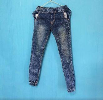 #bapau joger jeans