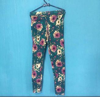 #bapau flowers pants