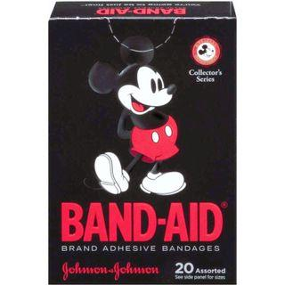 🚚 ✧BAND-AID✧ Mickey Mouse Band-Aid Bandages (Collector's Series)