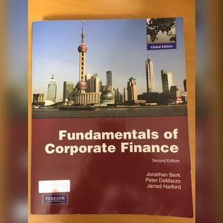 Fundamental Of Corporate Finance: Global Edition, 2/E