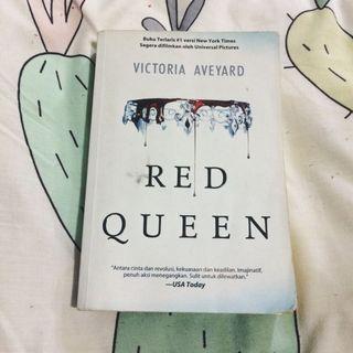 Novel Red Queen