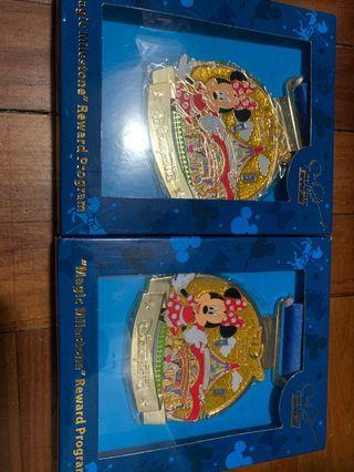 迪士尼puzzle & Pins