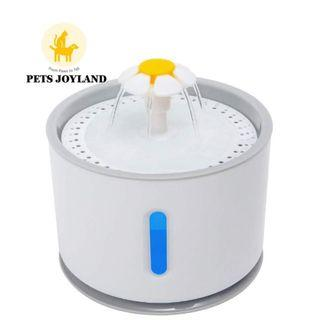 Cat Drinking Fountain with Carbon Filter