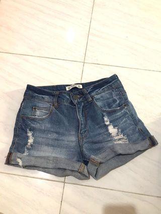 #BAPAU PULL&BEAR Hotpants