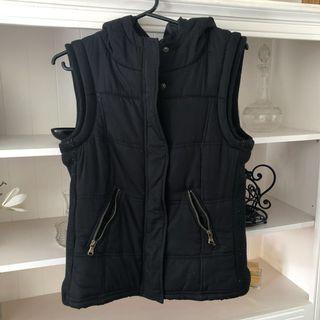 Forever new black vest