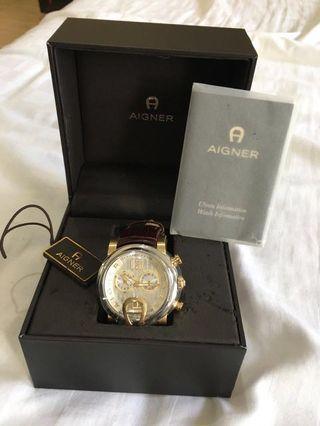 Aigner men's watch