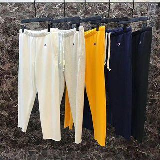 全新Champion日本線男女款9分褲