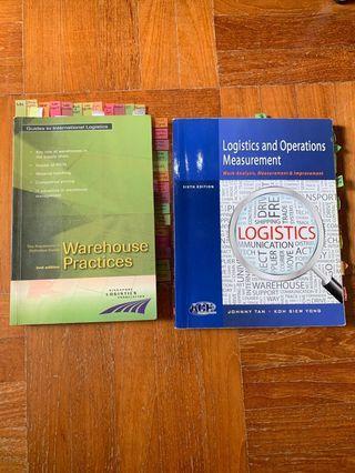 🚚 Logistics and Warehousing Books